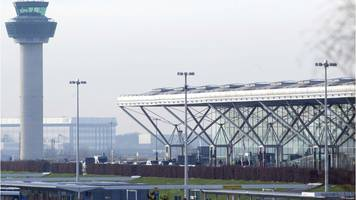 Stansted Airport: Flights grounded due to runway damage