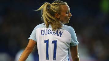 women's world cup: england's toni duggan on being a role model