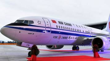 boeing 737 max: china's top airlines seek compensation