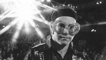 Sir Elton John's best movie moments
