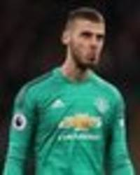 Man Utd keeper David de Gea makes FINAL decision over future after latest contract offer