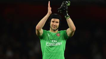 Petr Cech: Arsenal keeper to decide on future after Europa League final