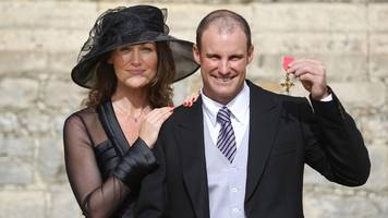 'she prepared us for life after her' - strauss pays tribute to late wife