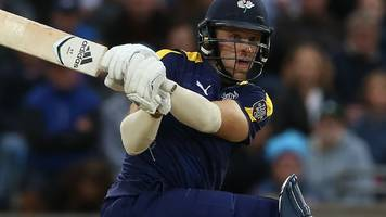 willey 'will tear it up for yorkshire' after england omission