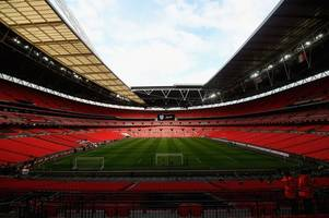 bank holiday weather forecast - what rams fans can expect of their trip to wembley