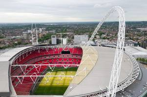 the wembley bag policy derby county and aston villa fans need to be aware of