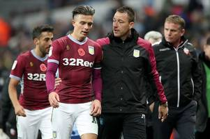 why aston villa's season has been a failure up to this point