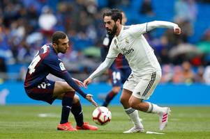 manchester united and manchester city battle psg for real madrid star; arsenal given major transfer boost; chelsea man keen to leave stamford bridge - latest gossip