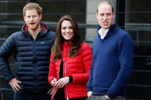 this morning interview reveals why prince harry and prince william are 'competing for the limelight'