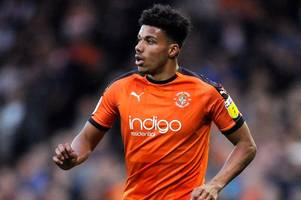 leicester city reignite interest in luton full-back james justin - report