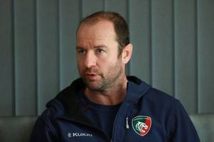 leicester tigers coach geordan murphy is set to face disciplinary hearing