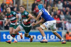 we will do everything asked of us to make leicester tigers a force again, says george worth