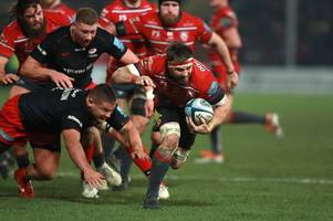 Saracens at international level but Gloucester Rugby have firepower to beat them