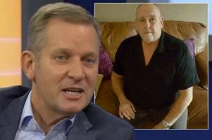 Tragic Jeremy Kyle Show guest Steve Dymond's inquest opens to reveal circumstances of death