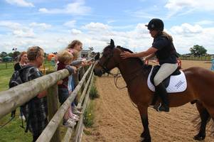 Here's all the family fun you can look forward to at Bransby Horses' annual Summer Fayre