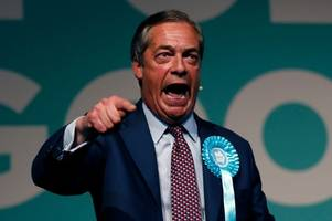 Live updates as Brexit Party's Nigel Farage visits Kent ahead of EU elections