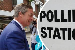 kent european election candidates 2019: full list of south east candidates and how you can vote