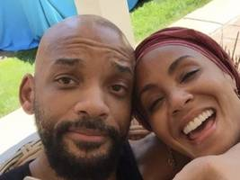 """Look: Jada Pinkett Smith Gives Honest AF Review Of Will Smith's New ALADDIN Movie – """"Unfortunately I'm Very Hard To Impress"""""""