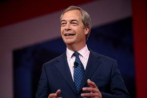nigel farage: brexit party to 'demand places' on eu negotiating team