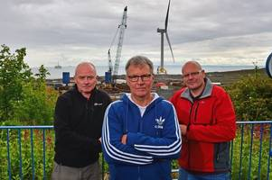 fears scots workers will miss out on £2bn windfarm contract risking 1,000 jobs