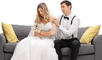 bride wants to ban fiancé's young daughter from wedding