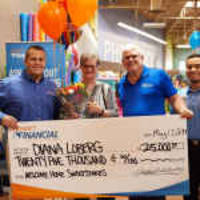 Desert Financial Credit Union Announces Winners of Welcome Home Sweepstakes
