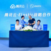 tencent cloud elasticsearch service: a new partnership in china and beyond
