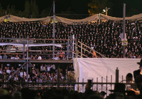 40 injured at Meron Lag Ba'Omer event, fake measles rumor spreads