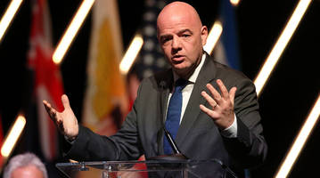 fifa abandons plans for 2022 world cup expansion, keeps event at 32 teams