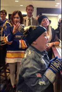 Pat Maroon Tells Laila Anderson She Inspired Blues' Stanley Cup Run