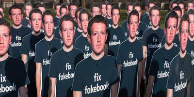 facebook banned 2.2 billion fake accounts in the first 3 months of this year. that's almost as many as the total number of real people who use it. (fb)
