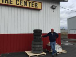 the ceo of podium helped his dad jazz up his tire shop's online presence. he ended up launching a cloud startup backed by accel and gv which now has more than 37,000 business customers.