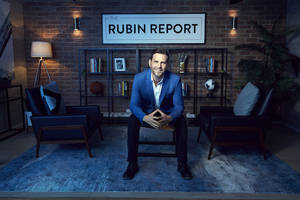 How Dave Rubin 'Left the Left' and Built a Politics-Focused YouTube Channel With 1 Million Subscribers