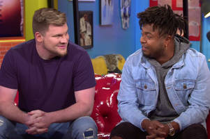 'how far is tattoo far?' premiere: codi and kirk from 'floribama shore' teach each other valuable life lessons (exclusive video)