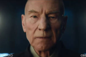 'Star Trek Picard': Patrick Stewart Leaves Starfleet to Make Wine in First Teaser for CBS All Access Series (Video)