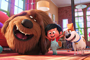 'the secret life of pets 2' film review: cartoon offers outdated messages about marriage, manliness