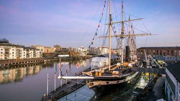ss great britain's role in 1861 england cricket tour celebrated