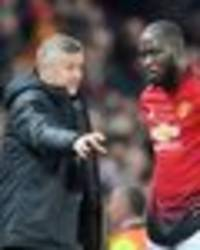 what man utd star romelu lukaku thinks about ole gunnar solskjaer's plans for him