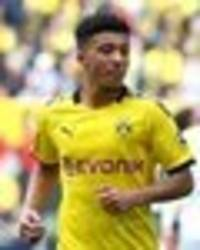 Will Man Utd sign Jadon Sancho after Dortmund buy TWO wingers? Expert issues update