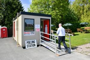 european elections voting in hull gets off to a slow start as apathy looks set to win the day