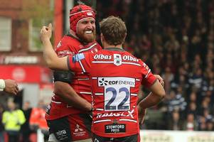 ben morgan embracing gloucester rugby's 'play to inspire' mantra