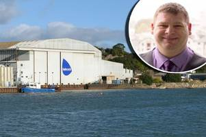 'triple your money in three years' promises businessman behind appledore shipyard crowdfunding campaign