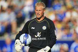 kasper schmeichel reveals the 'carnage' of his leeds united to leicester city transfer