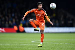 leicester city and aston villa transfer 'target' could be sold admits luton town manager