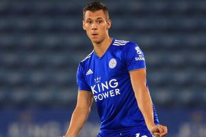 leicester city centre-back filip benkovic admits his future is up in the air