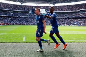 leicester city fans said this about possible jamie vardy and kelechi iheanacho partnership