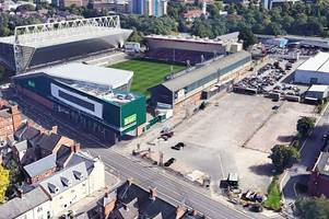 leicester tigers and lri plan for multi-million pound welford road redevelopment revealed