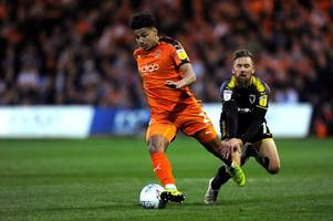 who is james justin? profile on luton town defender linked with leicester city