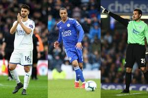 who joins youri tielemans in leicester city's best loan xi?