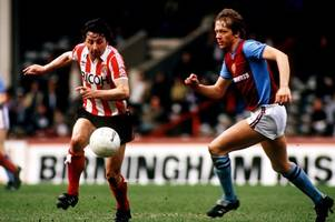 stoke city hero mickey thomas reveals he is free from cancer